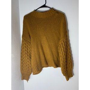 Forever 21 Mock Neck Sweater